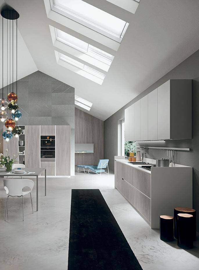 Cucine Moderne Componibili Pavia | Line Arredo